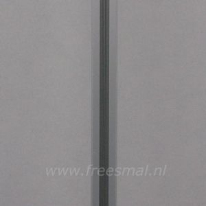 Aluminium legprofiel 2100 mm