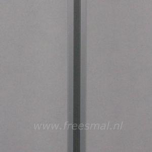 Aluminium legprofiel 2500 mm