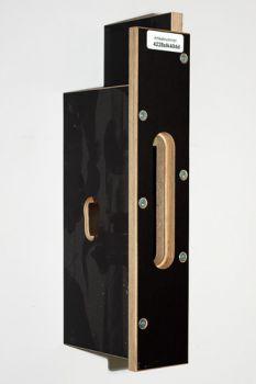 U-cassette t.b.v. Nemef 4228 serie, stompe deur, DD40, DM60
