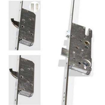 Meerpuntssluiting S2 sleutelbediend, serie C600 PC92-20, 1388mm