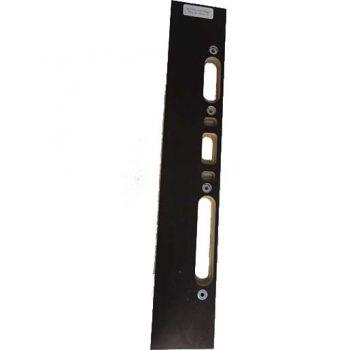 Freesmal voor magneetsluitplaten tbv Intersteel