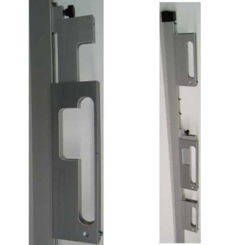 Aluminium sluitkom freesmal tbv meerpuntsluiting Buva Multifin