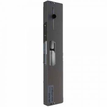 Hoeksluitplaat-freesmal aluminium tbv Nemef 1200